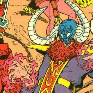 Druid (Justice League International #63)