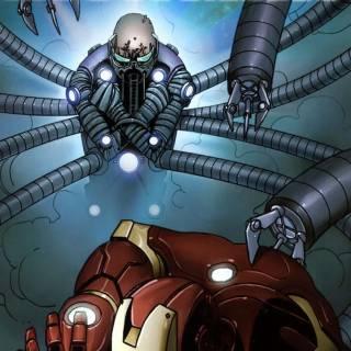 Invincible Iron Man #502