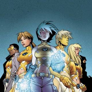 The New X-Men