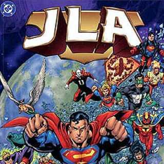 JLA: World War III