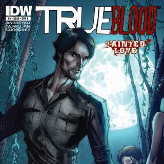 True Blood: Tainted #1 cover