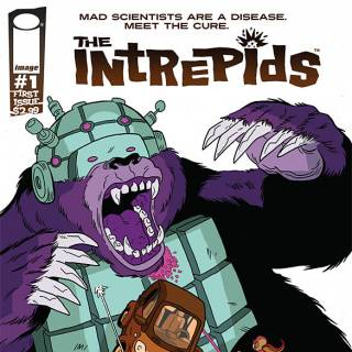 The Intrepids - #1