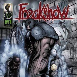 Freakshow - #2 cover