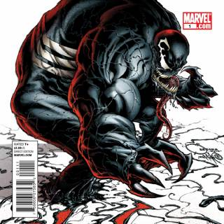 Venom - #1 cover