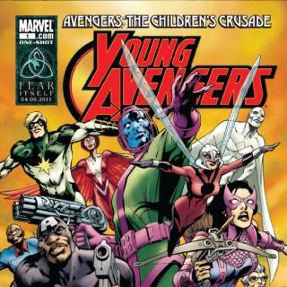 Avengers: The Children's Crusade - Young Avengers #1 cover