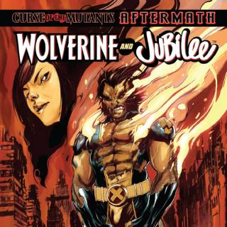 Wolverine and Jubilee #3 cover