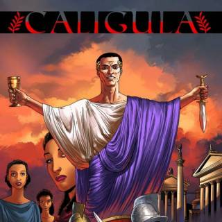 Caligula #1 cover