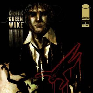 Green Wake #1 cover