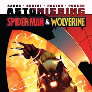 Astonishing Spider-Man & Wolverine #6 cover
