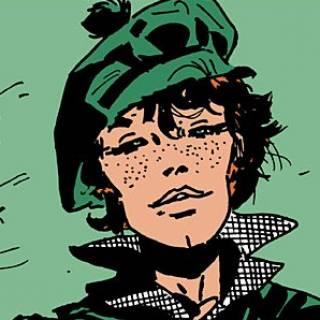 Banshee O'Danann - Hugo Pratt